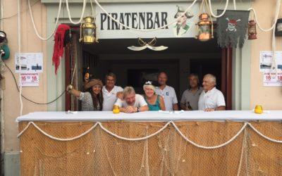 YCR Piratenbar am Seenachtsfest 2018