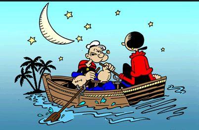 Popeye romantisch