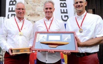 4. Wettkampftag Schweizer Meisterschaft der Lacustre Klasse 2019